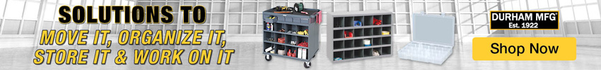 Industrial Storage Made Easy