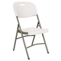Polyethylene Folding Chairs ON602 | Caster Town