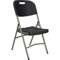 Polyethylene Folding Chairs OP448 | Caster Town