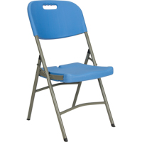 Polyethylene Folding Chairs OP449 | Caster Town