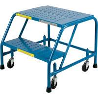 Rolling Step Stands VC131 | Caster Town