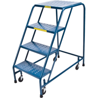 Rolling Step Stands VC133 | Caster Town