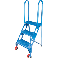 Portable Folding Ladders VC437 | Caster Town