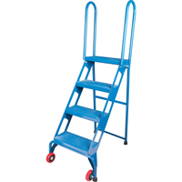 Portable Folding Ladders VC438 | Caster Town