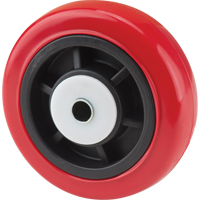 Replacement Wheel for Kleton Rolling Ladder VC436 - VC438 VC439 | Caster Town